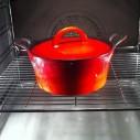 Sukade stoven in de oven